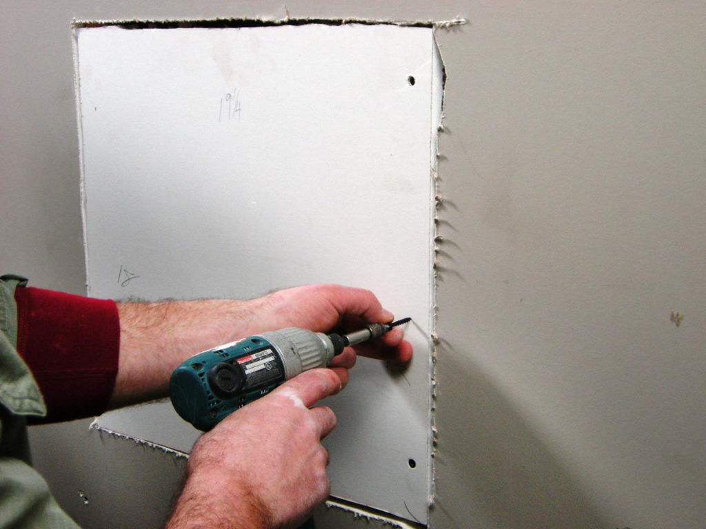 There S No Simple Solution To Patching Drywall Drywall